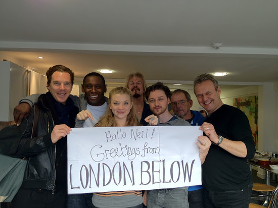 Neil Gaimans NEVERWHERE Gets The Best Cast Ever!