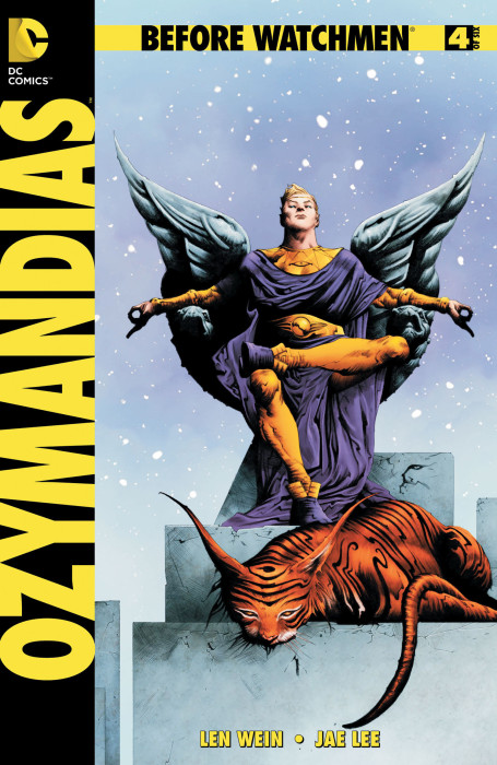 Ozymandias 4 455x700 Before Watchmen: Ozymandias #4 Review