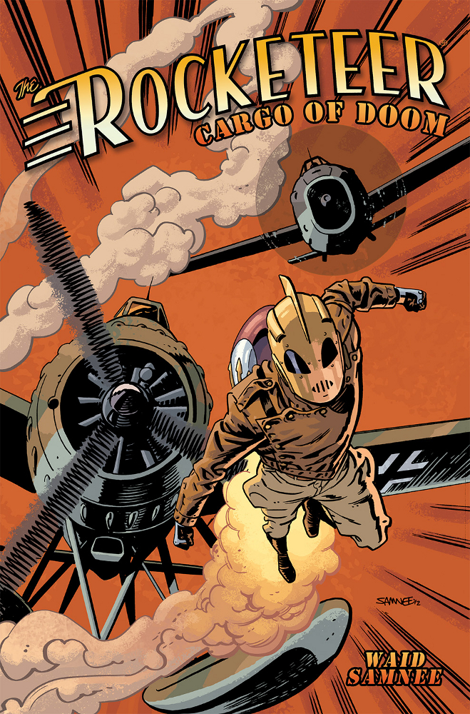 Rocketeer CargoOfDoom IDW PUBLISHING Solicitations for FEBRUARY 2013