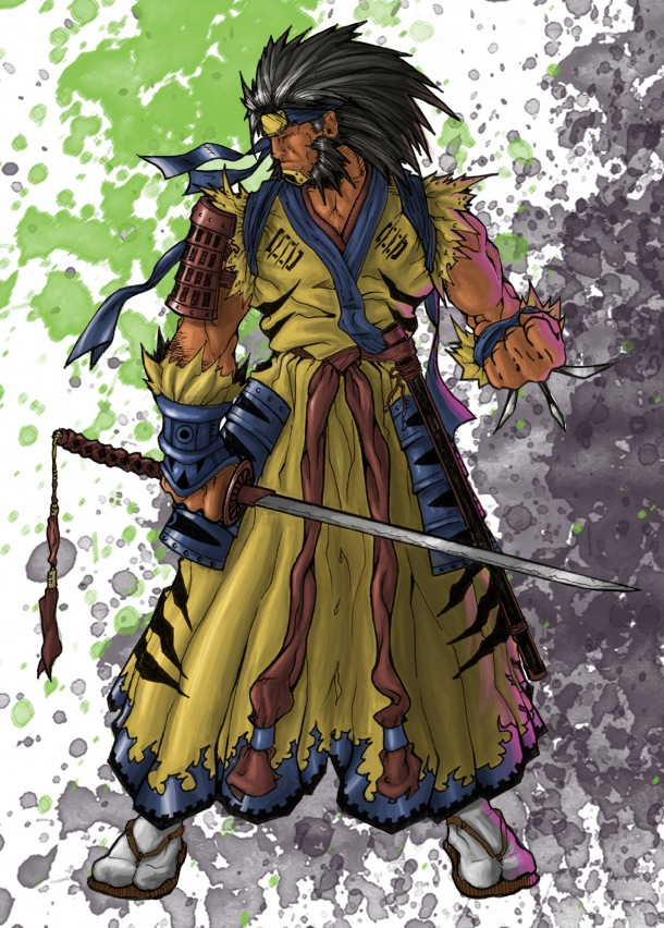 Samurai Wolverine by dnmn89 Will THE WOLVERINE Finally Deliver Logans Classic Costume