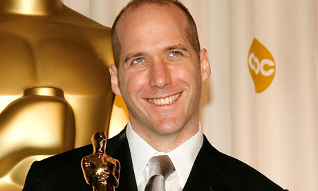 Screenwriter Michael Arndt at the 2007 Academy awards