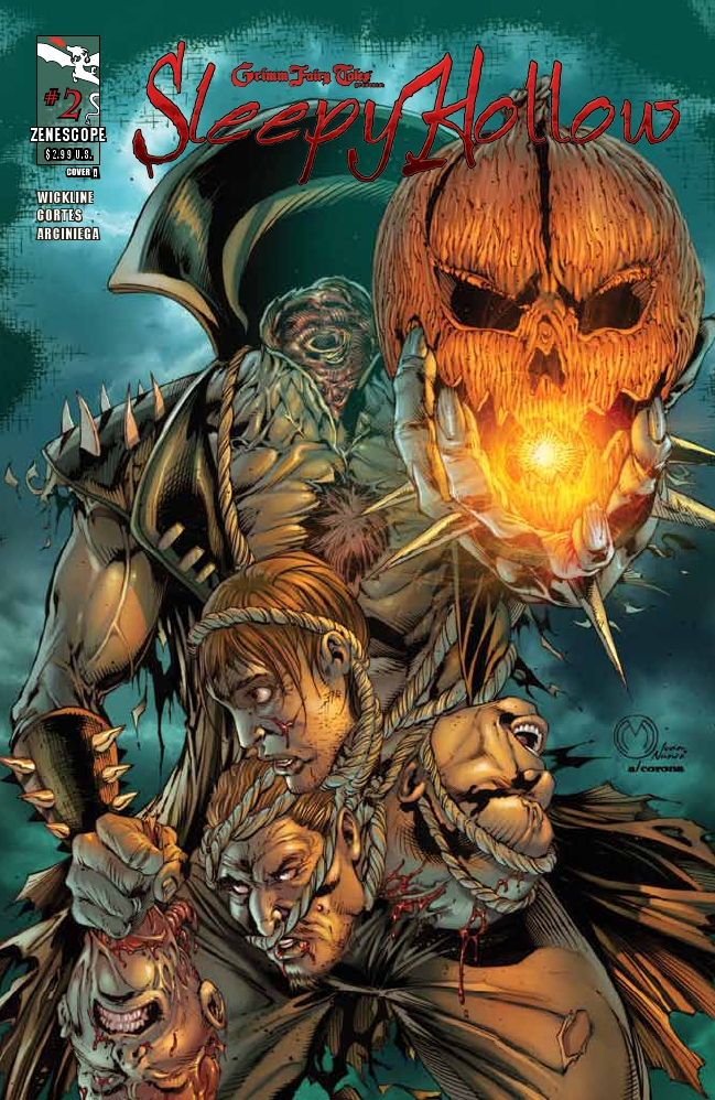 Sleepy Hollow 2 C Weekly Comic Reviews 11/28