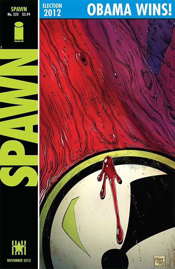 Spawn 225 C Spawn #225 Review