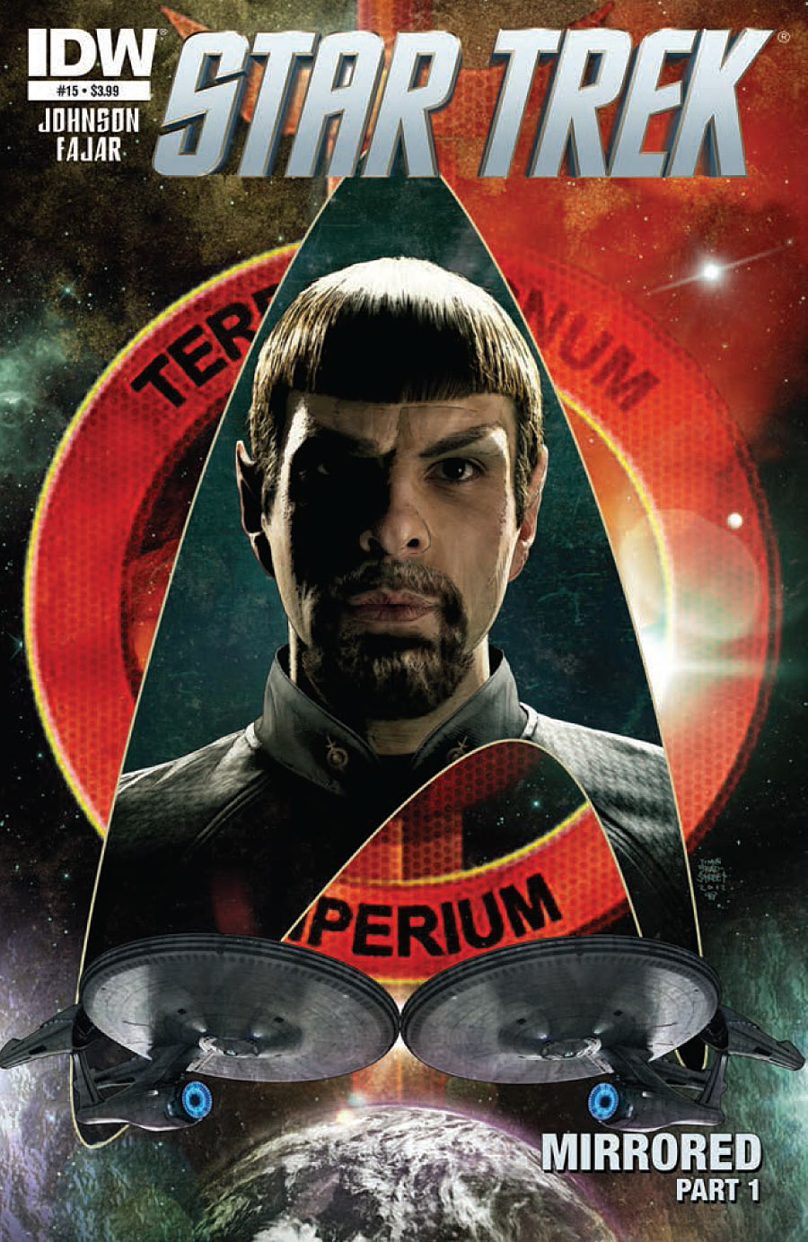 Star Trek 15 C Weekly Comic Reviews 11/21