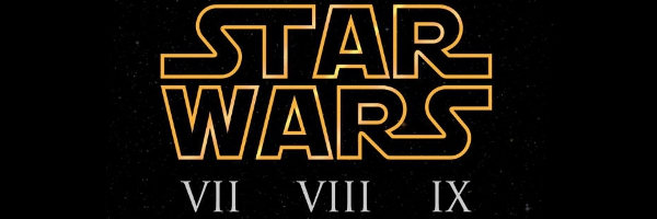 Star Wars New Trilogy Fake Logo Banner Top STAR WARS EPISODE 7 Fan Art