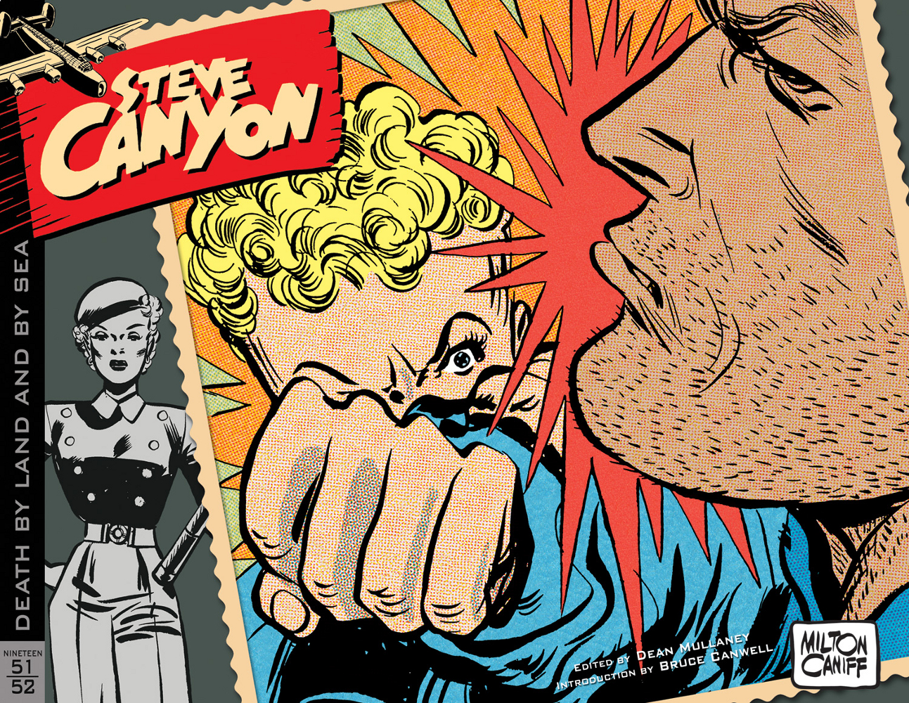 SteveCanyon Vol3 IDW PUBLISHING Solicitations for FEBRUARY 2013