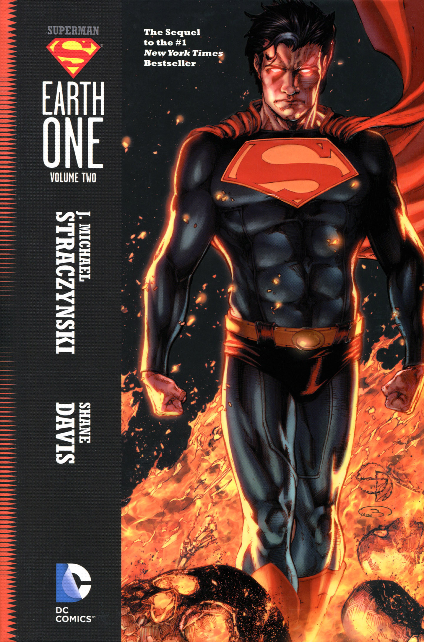 Superman Earth One Vol2 C DIAMOND announces the Top Comics in OCTOBER