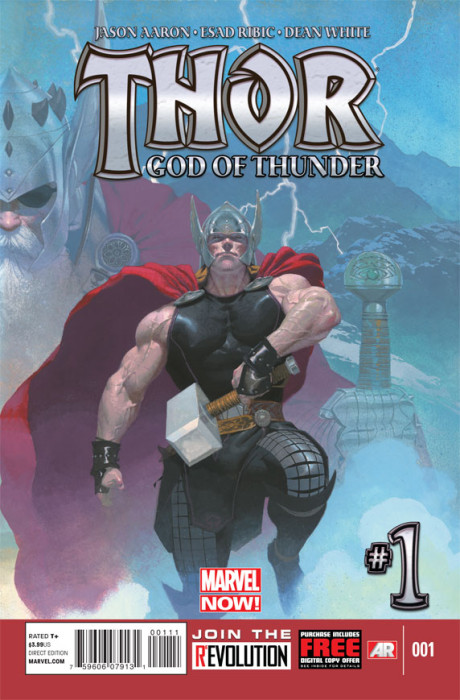Thor: God of Thunder #1 Review