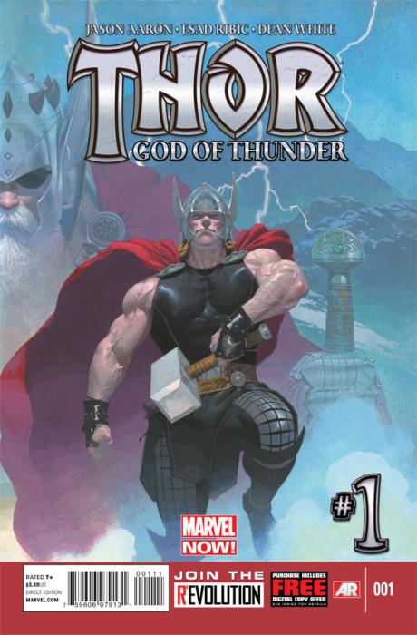 Thor: God of Thunder #1 Review