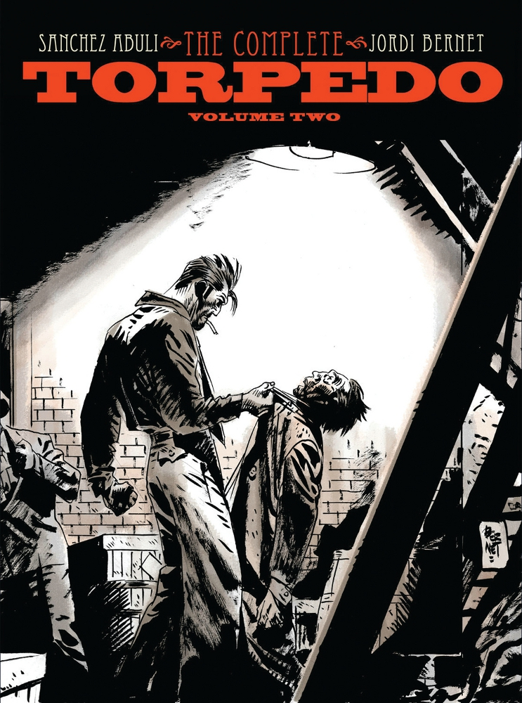 Torpedo Vol2 IDW PUBLISHING Solicitations for FEBRUARY 2013