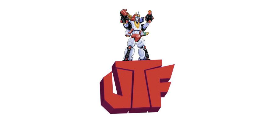 UTF logo banner slice