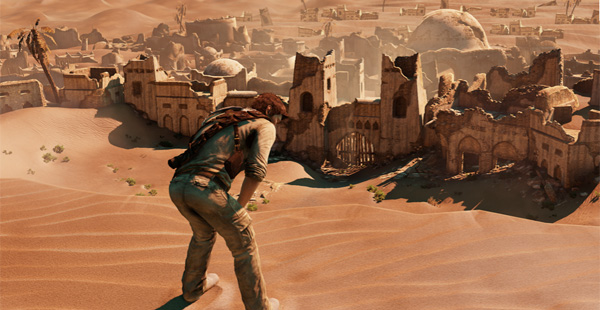 Uncharted 3 Desert Top 5 Locations For ASSASSINS CREED 4