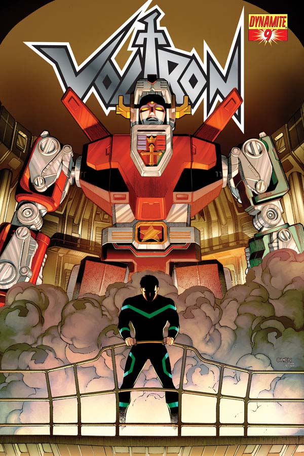 Voltron09 Cov Chen Weekly Comic Reviews 11/21