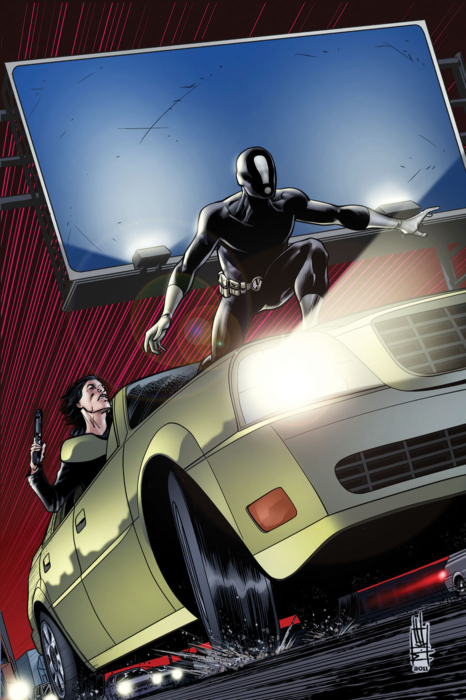 answer2 DARK HORSE COMICS Solicitations for FEBRUARY 2013