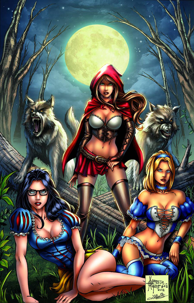 best ZENESCOPE ENTERTAINMENT Solicitations for FEBRUARY 2013