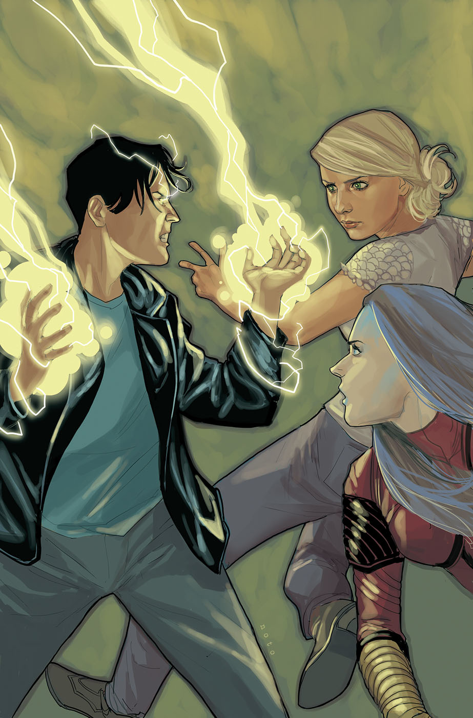 buffy18a DARK HORSE COMICS Solicitations for FEBRUARY 2013