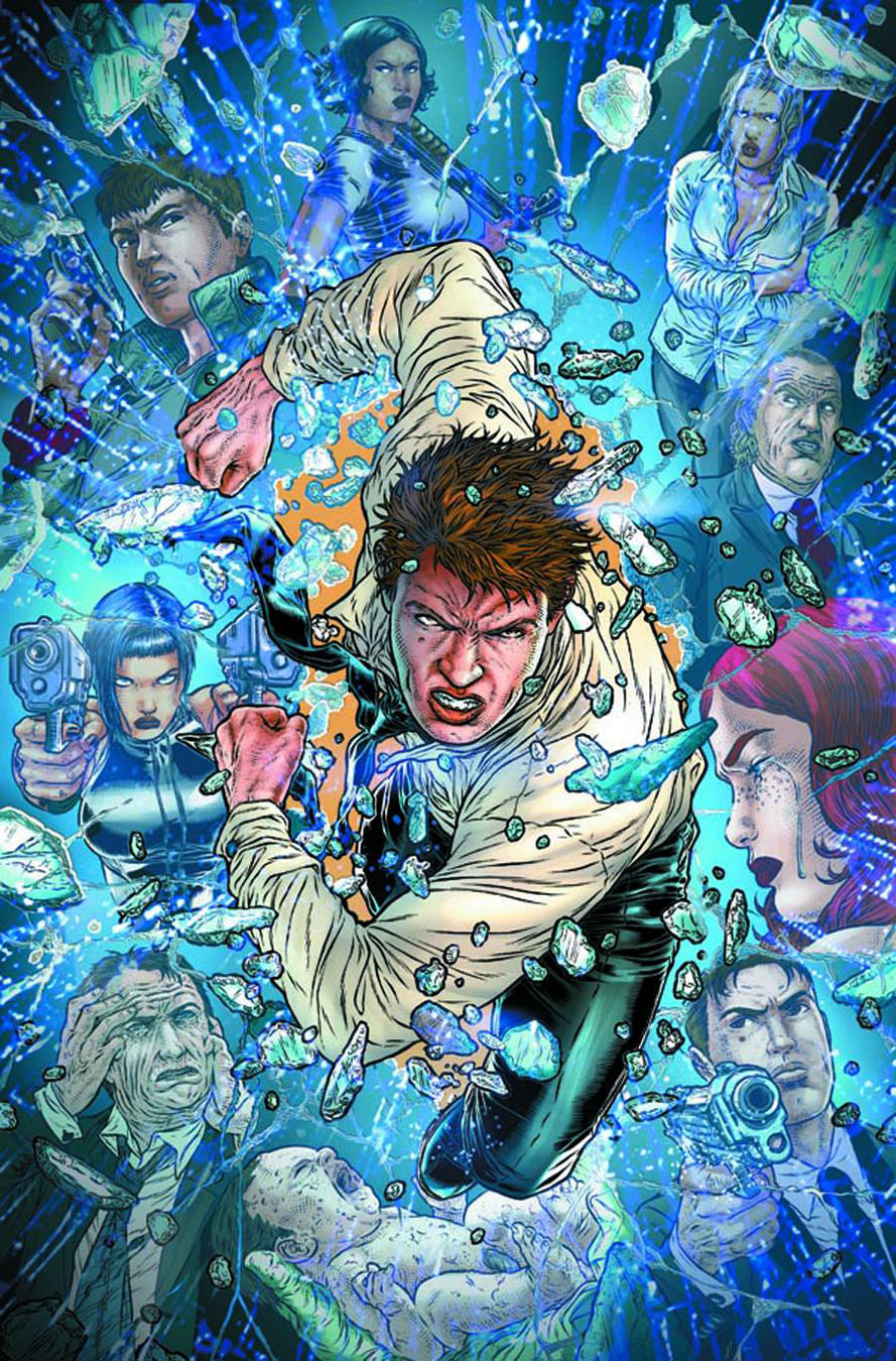 clone4 IMAGE COMICS Solicitations for FEBRUARY 2013