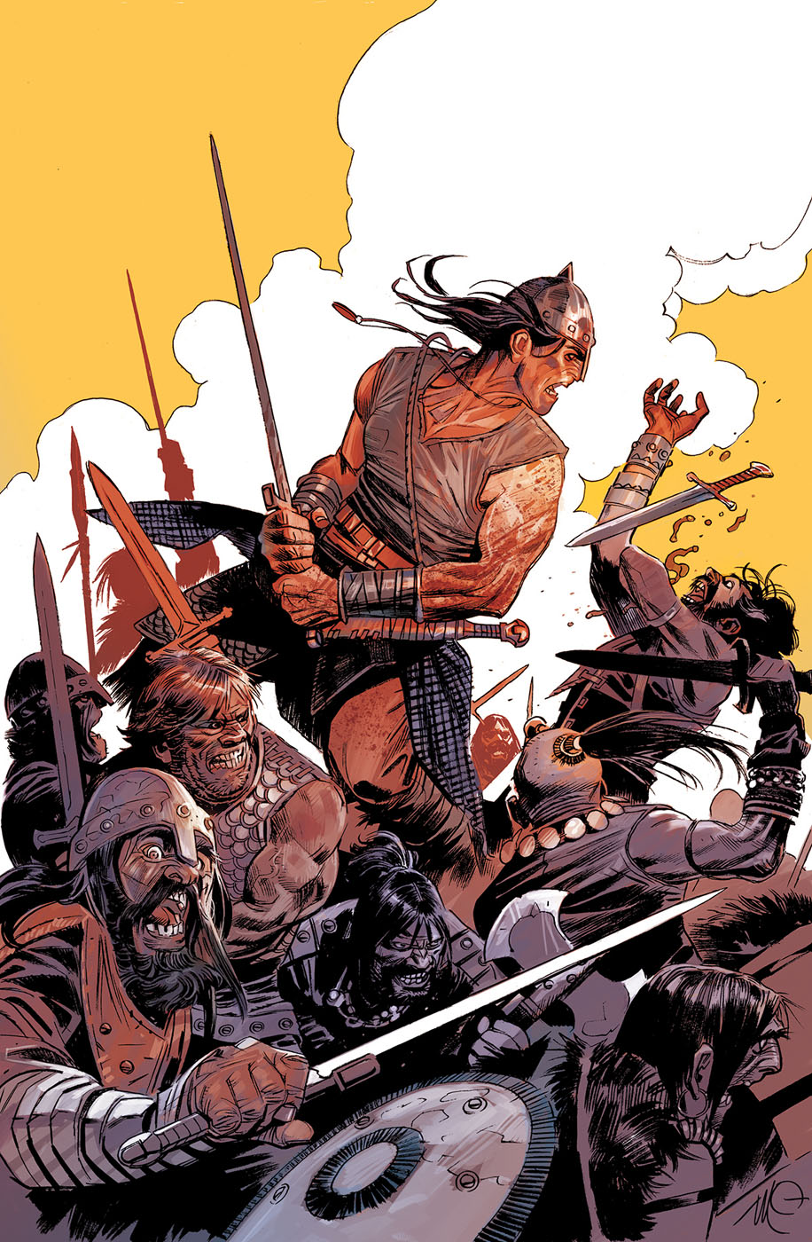 conan13 DARK HORSE COMICS Solicitations for FEBRUARY 2013