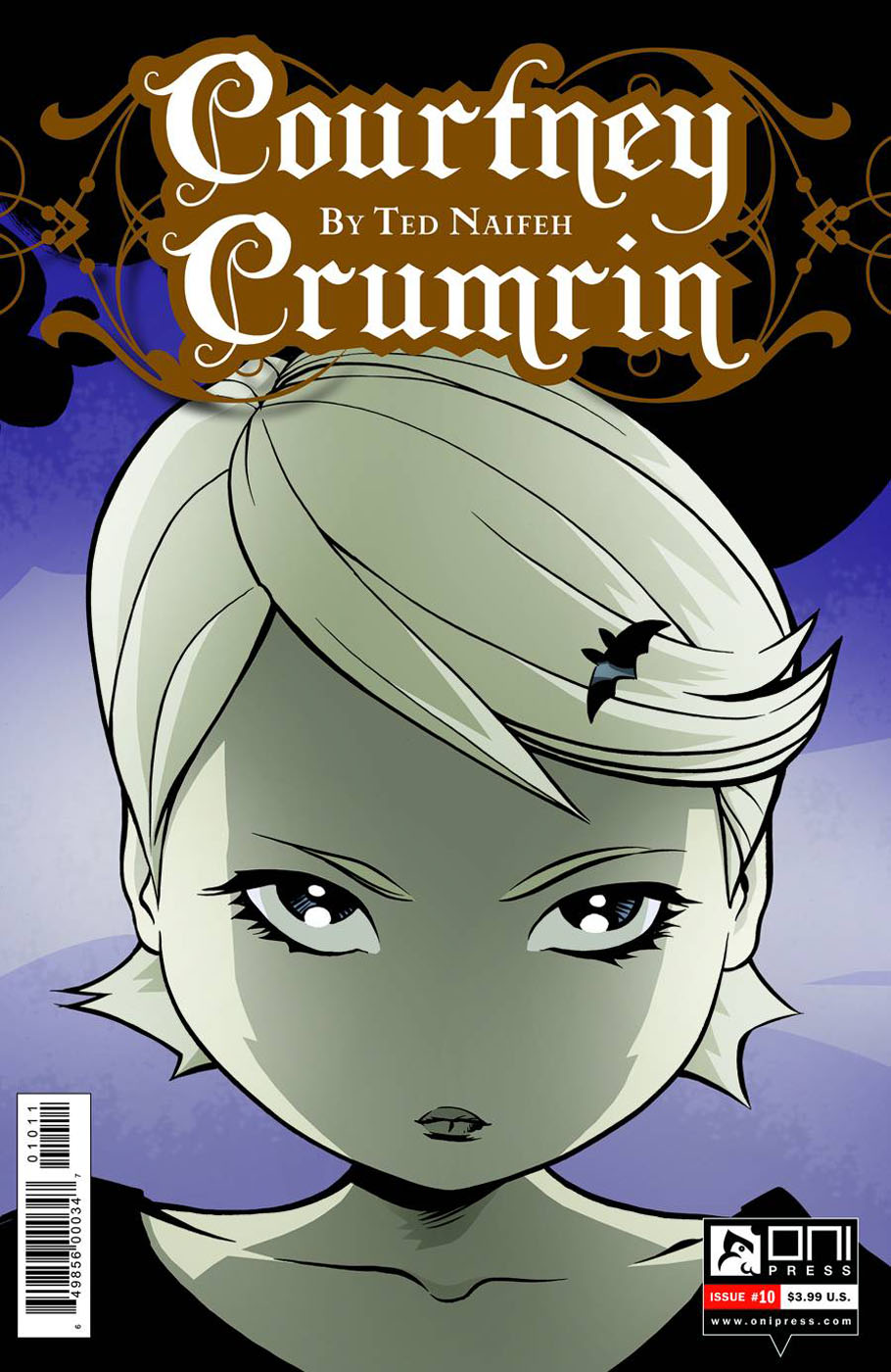 courtney10 ONI PRESS Solicitations for FEBRUARY 2013