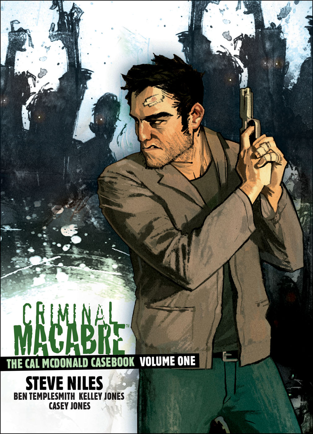 criminalcasebook1 DARK HORSE COMICS Solicitations for FEBRUARY 2013