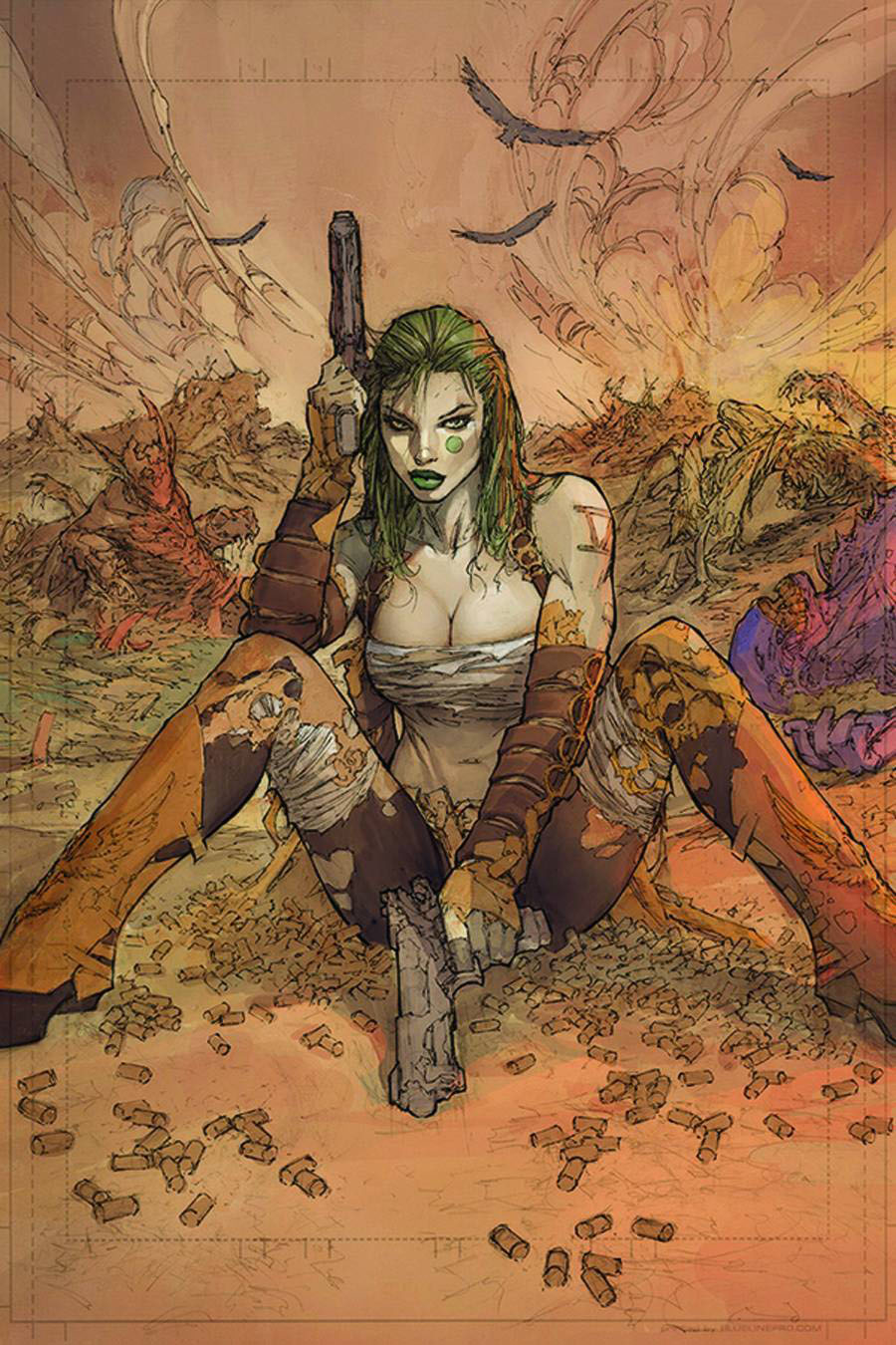 cyberforce5 IMAGE COMICS Solicitations for FEBRUARY 2013