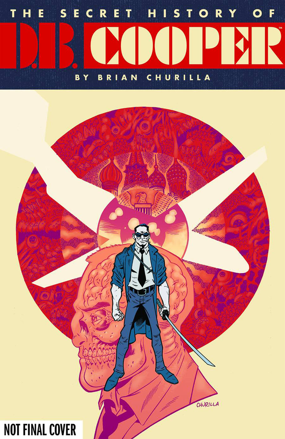 dbcooper ONI PRESS Solicitations for FEBRUARY 2013
