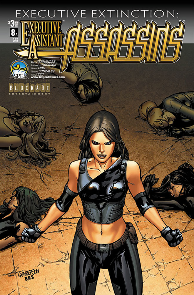 ea8a ASPEN COMICS Solicitations for FEBRUARY 2013