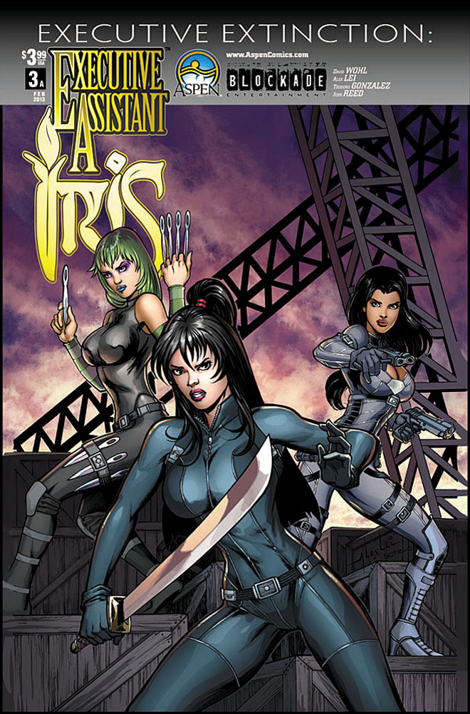 eairis3a ASPEN COMICS Solicitations for FEBRUARY 2013