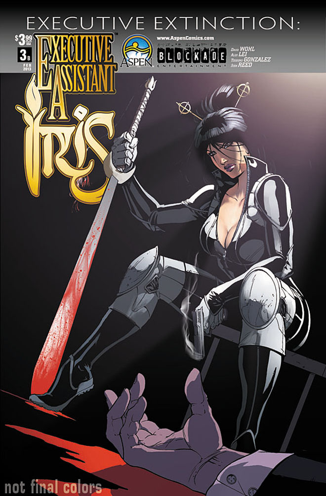 eairis3b ASPEN COMICS Solicitations for FEBRUARY 2013
