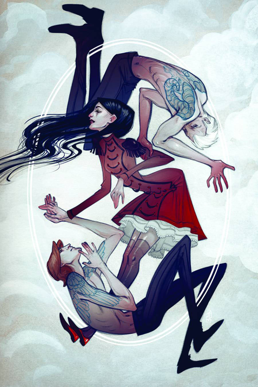 endtimes2 IMAGE COMICS Solicitations for FEBRUARY 2013