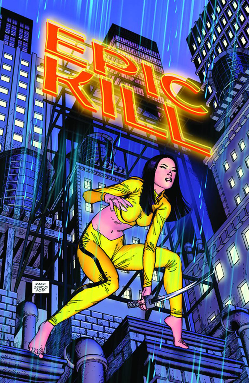 epickill8 IMAGE COMICS Solicitations for FEBRUARY 2013