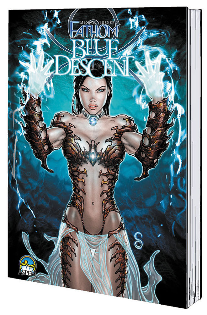 fathomblue ASPEN COMICS Solicitations for FEBRUARY 2013