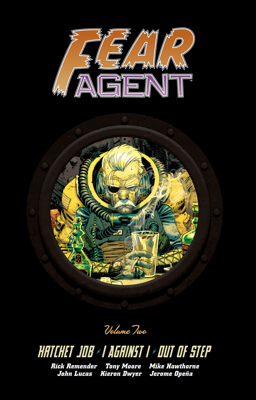 fearagent2 DARK HORSE COMICS Solicitations for FEBRUARY 2013
