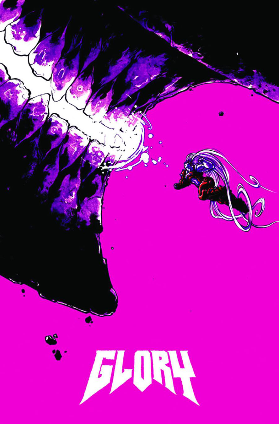 glory33 IMAGE COMICS Solicitations for FEBRUARY 2013
