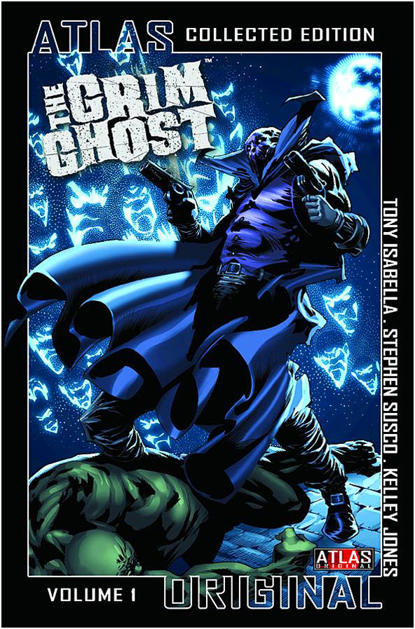 grimghost ARDDEN ENTERTAINMENT Solicitations for FEBRUARY 2013
