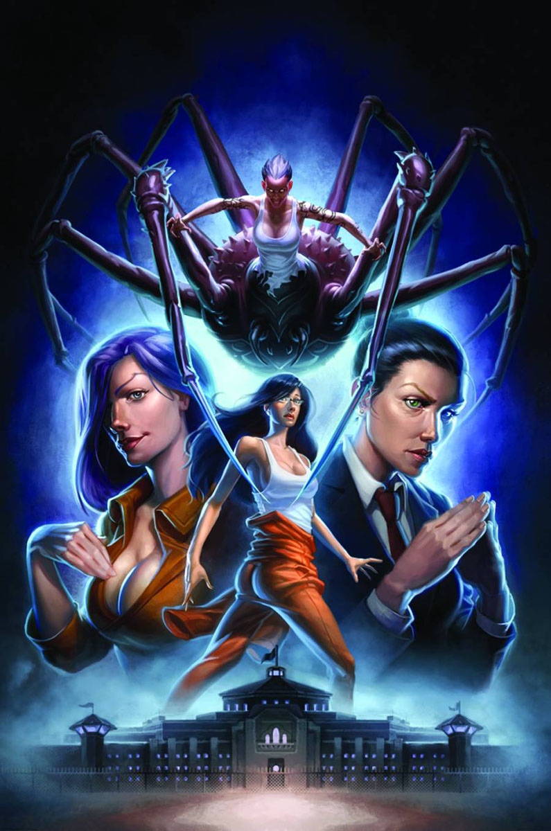 grimm13 ZENESCOPE ENTERTAINMENT Solicitations for FEBRUARY 2013