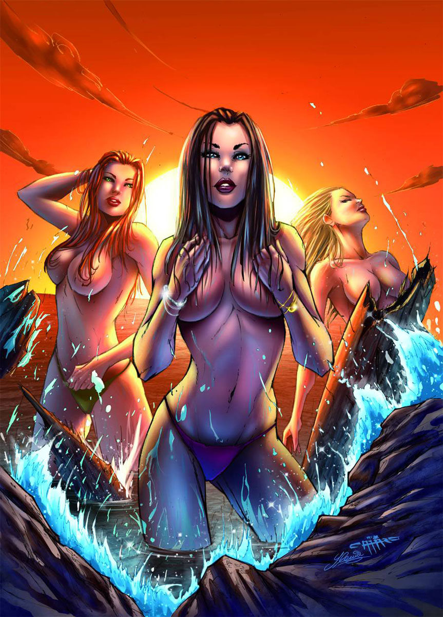 grimm82b ZENESCOPE ENTERTAINMENT Solicitations for FEBRUARY 2013