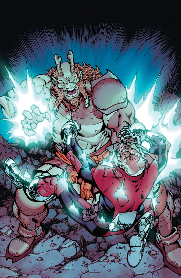guarding6 IMAGE COMICS Solicitations for FEBRUARY 2013