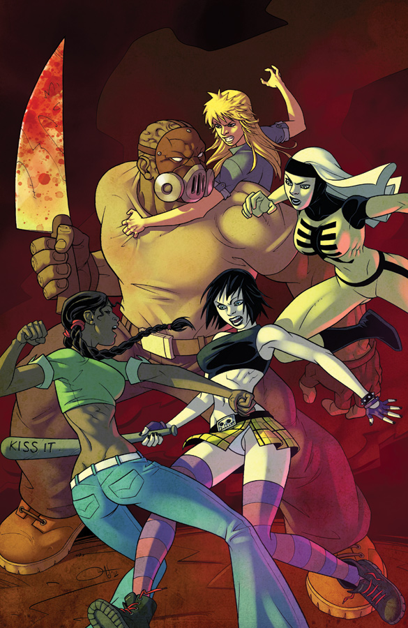 hack24b IMAGE COMICS Solicitations for FEBRUARY 2013