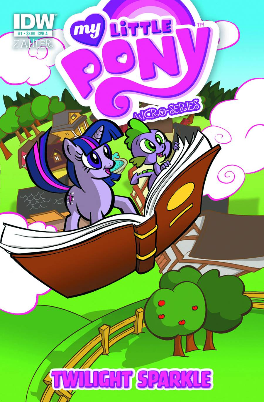 i12 My Little Pony: Friendship is Magic Micro Comic Series Coming, Plus New Photo and Clip of Saturdays Episode