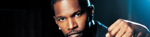jamie foxx banner Jamie Foxx In Early Talks To Play Electro In THE AMAZING SPIDER MAN Sequel