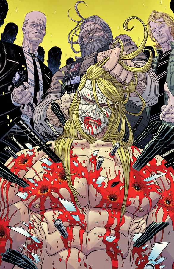 lutherstrode3 IMAGE COMICS Solicitations for FEBRUARY 2013