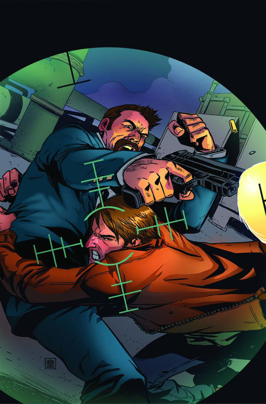 macgyver5 IMAGE COMICS Solicitations for FEBRUARY 2013