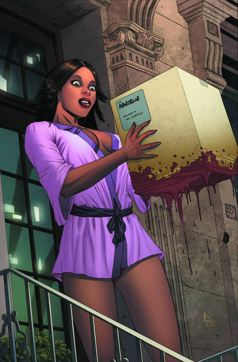 madness1a ZENESCOPE ENTERTAINMENT Solicitations for FEBRUARY 2013