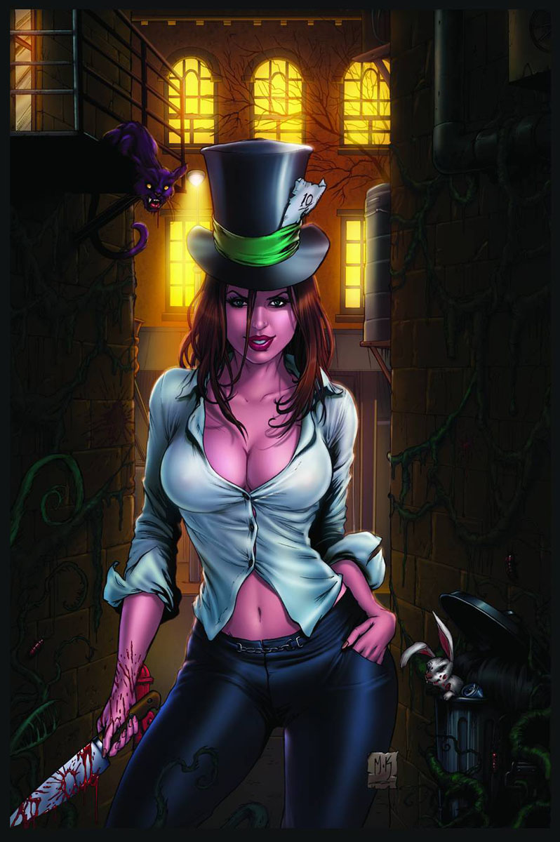 madness1b ZENESCOPE ENTERTAINMENT Solicitations for FEBRUARY 2013