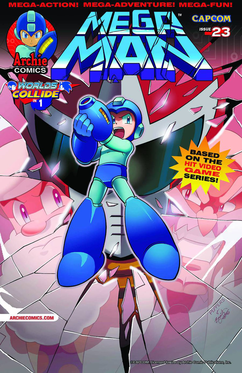 megaman23 ARCHIE COMICS Solicitations for FEBRUARY 2013
