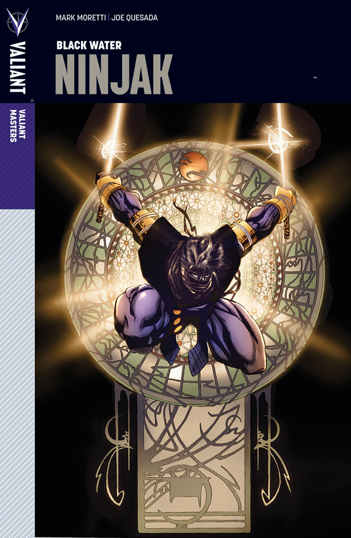 ninjak1 VALIANT ENTERTAINMENT Solicitations for FEBRUARY 2013