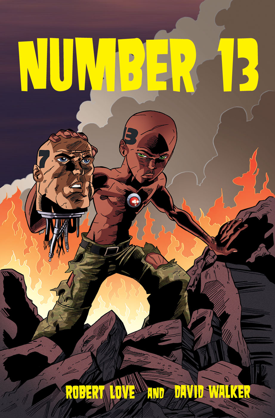 number133 DARK HORSE COMICS Solicitations for FEBRUARY 2013