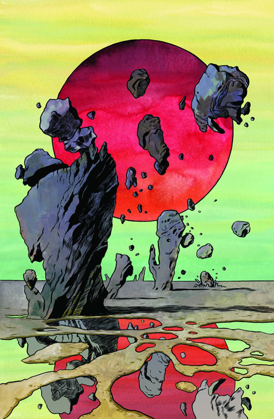 prophet34 IMAGE COMICS Solicitations for FEBRUARY 2013