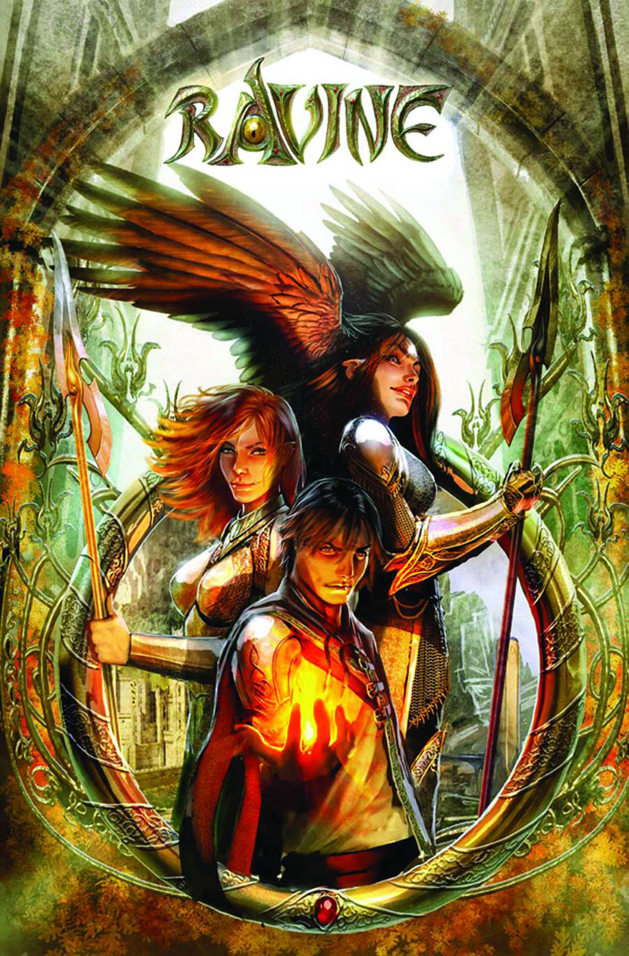 ravine1 IMAGE COMICS Solicitations for FEBRUARY 2013